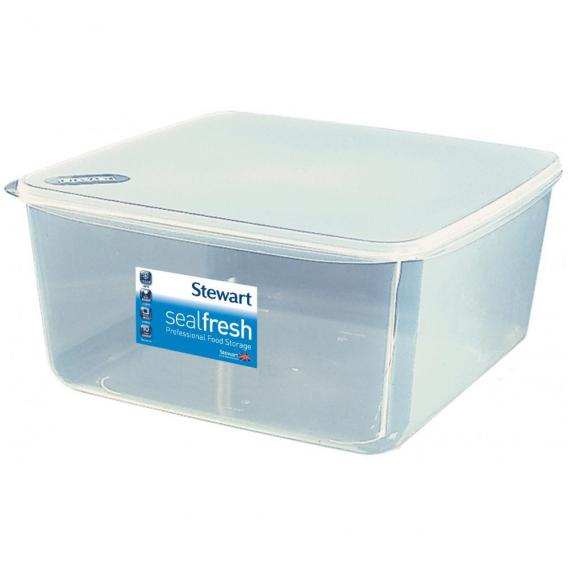 Sealfresh Square Storage Container 13l 31 5x31 5x16cm