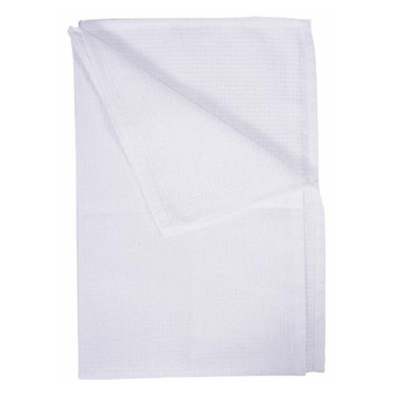 20x30 white honeycomb catering tea towel waiter s cloth