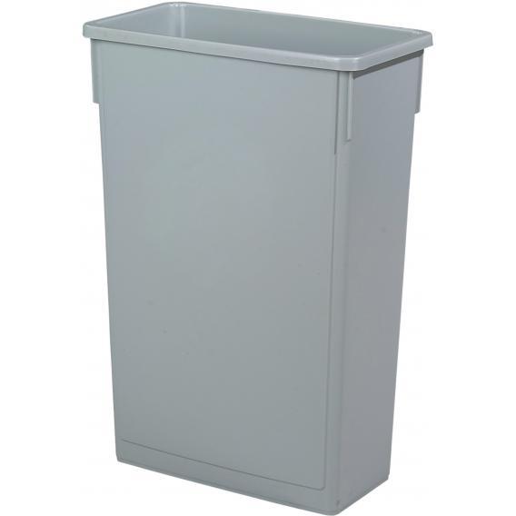 Slim jim waste bin 87l noble express - Slimline waste bin ...