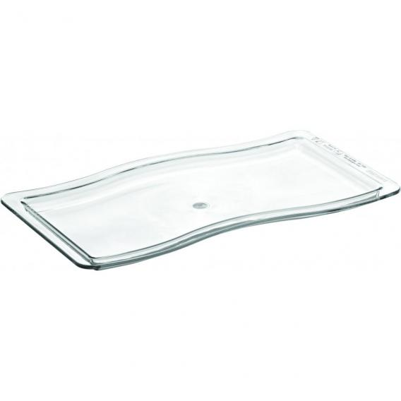 Vogue Polypropylene 1/2 Gastronorm Container with Lid