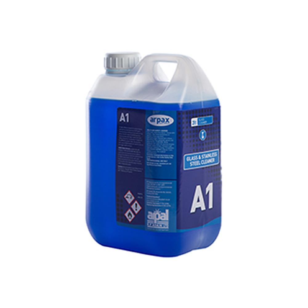 Arpax A Glass Stainless Steel Cleaner