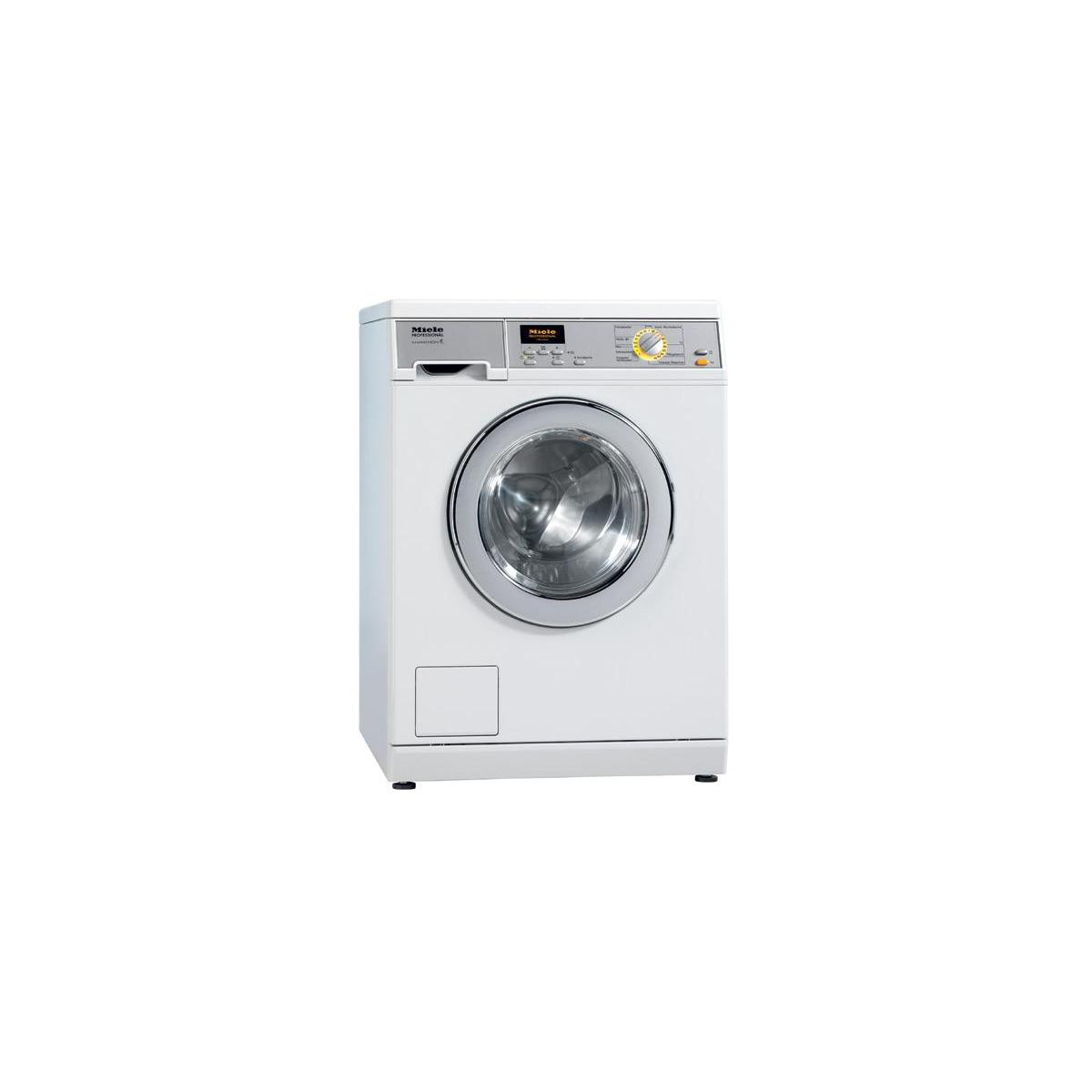 miele professional 6 5kg washing machine pw5062dp13. Black Bedroom Furniture Sets. Home Design Ideas