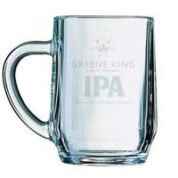 Green king ipa tankard 56cl 20oz ce