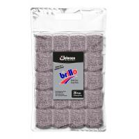 Brillo professional large fine steel wool soap pads 20 pads