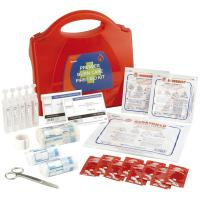 Emergency burns kit 10 person