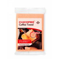 Chicopee coffee machine cleaning towel orange 43 x 32cm