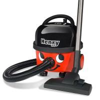 Vacuum cleaner with kit numatic henry red 6l