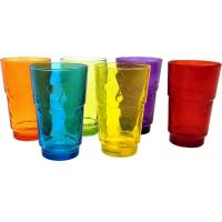 Luminarc funny colours 9oz tumbler