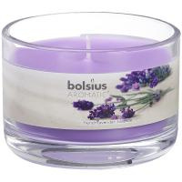 Bolsius aromatic jar candle french lavender