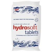 Hydrosoft water softener salt tablets