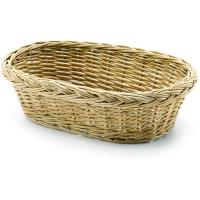 Willow oval basket 24x16 5x7 5cm