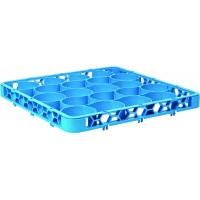 20 compartment newwave rack extender blue