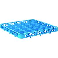 25 compartment rack extender blue