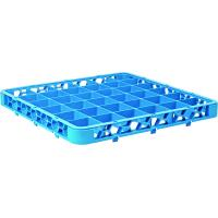 36 compartment rack extender blue