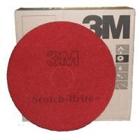 Premium range floorpad red 18