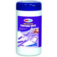 Endbac sanitising probe wipes 200 wipes