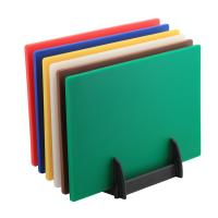 6 colour 1 of each ld chopping boards rack