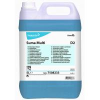 Suma d2 multi concentrated multi purpose cleaner 5l