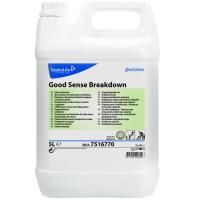 Good sense breakdown stubborn odour eliminator 5l