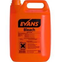 Evans general purpose bleach 5l