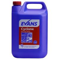 Evans cyclone extra thick bleach 5l