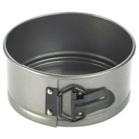 Carbon steel non stick spring form cake tin 15cm 6