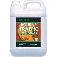 Bourne traffic wax liquid floor polish 5l