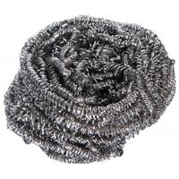 Extra large stainless steel scourer