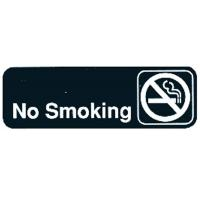 No smoking sign self adhesive