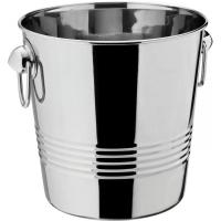 Wine champagne bucket with ring handles 22cm 8 5