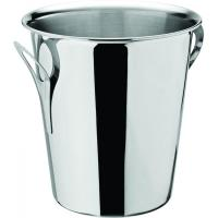 Wine champagne bucket with fixed handles 20cm 8