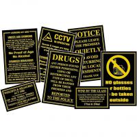 Bar signs pack