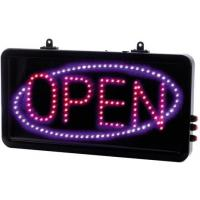 Led small open sign 8 7x16 5x1 2