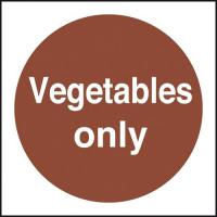 Vegetables only 4x4