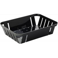 Baskets munchie basket black 19cx16 5cm 7 5x5 5