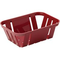 Baskets munchie basket red 19cx16 5cm 7 5x5 5
