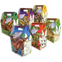 Dinosaur world childrens meal box