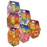Animal world childrens meal box
