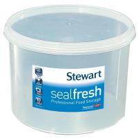 Sealfresh round storage container 4 35l 20 5x15cm