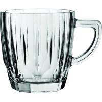 Diamond mug with handle 25cl 8 75oz