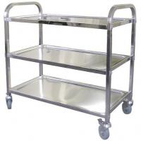 3 tier clearing trolley ty9002 90x85x45cm