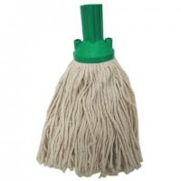 Exel push fit mop head 200g no 12 yarn green