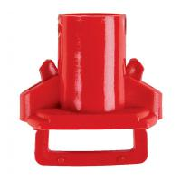 Big white mop refill clip for hb866 red