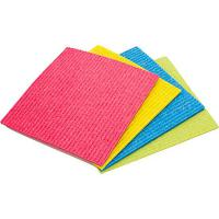 Vileda sponge cloth red