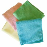 Standard microfibre cloth 40x40cm green