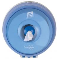 Tork smartone mini toilet tissue single dispenser blue