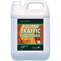 Bourne traffic wax liquid floor polish