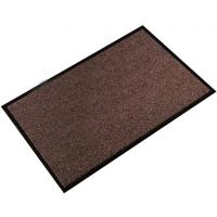 Frontguard washable matting brown 60x90cm