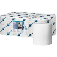 Tork reflex premium wiping paper centrefeed roll 1 ply white