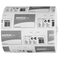Katrin plus system m2 2 ply towel roll white